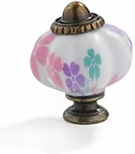 New Arrival Hand Painted Acrylic Pumpkin knobs