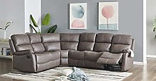 New BRAVICH Lazy Boy Large 7 Seater Faux Bonded
