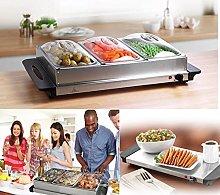 New Buffet Server Warming Tray Food Warmer Trays