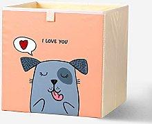 New Cartoon toy storage BoxFolding Storage Bins