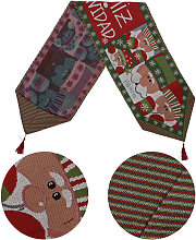New Christmas home decoration supplies knitted