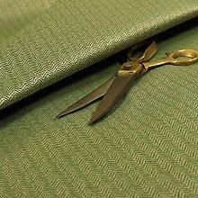 New Furnishing Fabrics Herringbone Pattern Semi