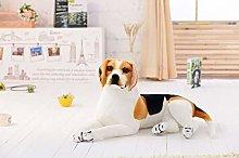 New Giant Big size Beagle Dog Toy Realistic