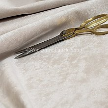 New Hardwearing Soft Velvet Feel Textured Material