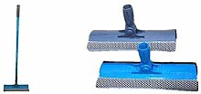 New Idea Squeegee with Stick in Blue 25 x 78-130