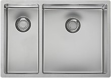 New Jersey Kitchen Sink Stainless Steel 1.5 Bowl