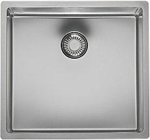 New Jersey Kitchen Sink Stainless Steel Single