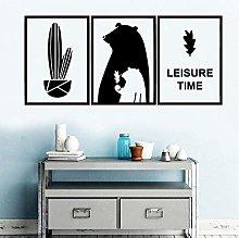New Leisure time Vinyl Wallpaper roll Furniture