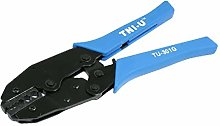 "New Lon0167 9"" Long Featured Hex Crimping Tool"