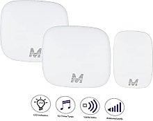 New Lon0167 Waterproof Wireless Door Bell p-Lug