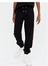 New Look Printed Tape Jogger