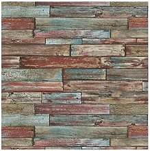 NEW LUXURY WOOD PANEL PAINTED EFFECT TEXTURED