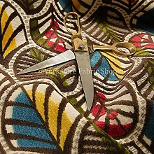 New Quality Floral Leaf Pattern Upholstery Fabric