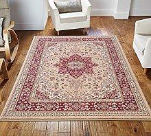 New Rome Rug Floor Carpet Traditional Look Vintage