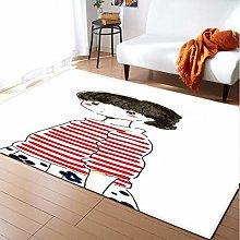 New Rug Decor Blanket 3d Large Area Carpet Anime