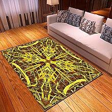 New Rug Decor Blanket 3d Large Area Carpet Brown