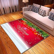 New Rug Decor Blanket Large Area Carpet Christmas