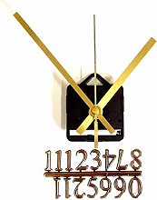 New Silent Quartz Clock Craft Making Kit (20mm