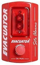 NEW SITE ALERT BATTERY OPERATED SITE FIRE ALARM