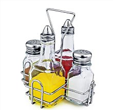 New Star Foodservice 22209 Holder with 2 Square