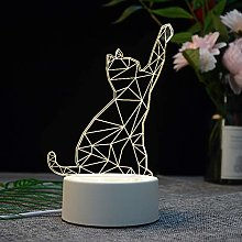 New Strange Led Colorful Touch Table Lamp Gift
