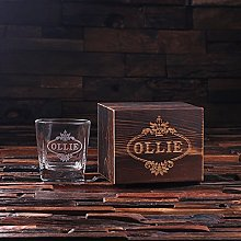 New Town Creative Personalised Whiskey Scotch
