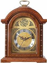 New upgrade Desk Clock With Antique Copper Handle