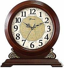 New upgrade Desk Clock With Hourly Music Chime