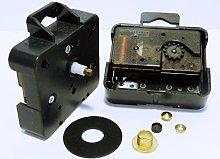 New UTS Compact Euroshaft Quartz Clock Movement (