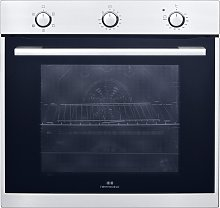 New World NWCFBOSX Built In Single Electric Oven -
