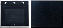 New World NWCMCBP 60cm Single Multifunction Oven -
