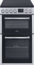 New World NWLS50DCS 50cm Double Oven Electric
