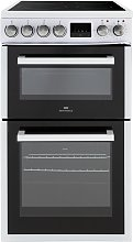 New World NWLS50TEW Twin Cavity Electric Cooker -