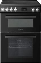 New World NWLS60DEB Double Oven Electric Cooker -
