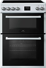 New World NWLS60DEW 60cm Double Oven Electric