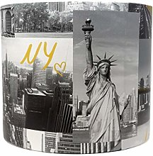 New York Lampshade for A Ceiling Light Shade