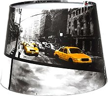 New York lampshade for Ceiling Light Shade Yellow
