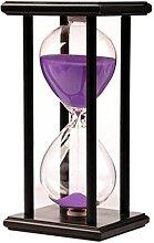 Newbought 60 Minutes Hourglass Sandglass Timer