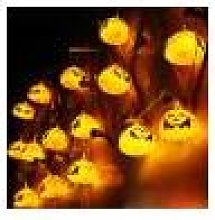 Newchic 2.7M 16 LED Halloween Pumpkin String