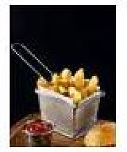 Newchic Fry Chip Potato Basket Stainless Steel