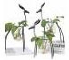 Newchic Iron Deer Flower Vase Creative Hydroponic