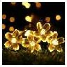 Newchic KCASA 5M 50 LED Sakura Flower String