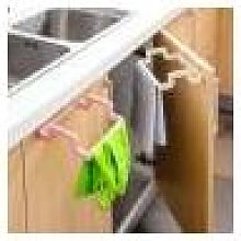 Newchic Kitchen Cabinet Hanging Rubbish Bag Holder