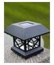 Newchic Outdoor Solar Powered LED Garden Yard