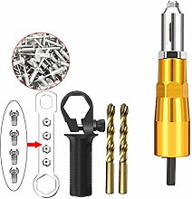 Newest Electric Rivet Nut G-u-n Riveting Tool