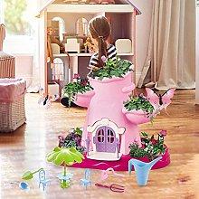 Newest Fairy Garden Kits,Girls and Boys Kids