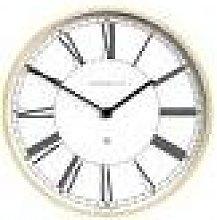 Newgate Clocks - Architect Wall Clock - White