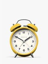 Newgate Clocks Charlie Twin Bell Echo Analogue
