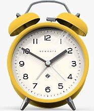 Newgate Clocks Charlie Twin Bell Echo Silent Sweep