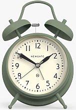 Newgate Clocks Covent Garden Twin Bell Silent
